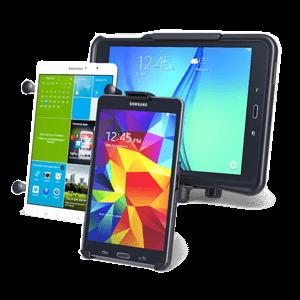 Hållare för Android-surfplattor