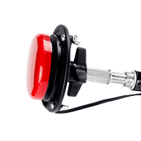 Hållare för samtalsapparater och kontakter