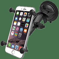 Hållare för smarta telefoner