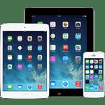 iPads och iPhone