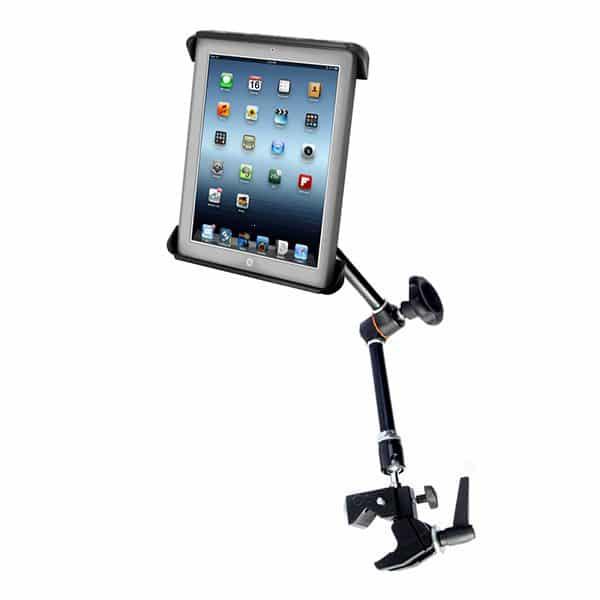 Hållare för iPad 2/3/4 på Magic Arm