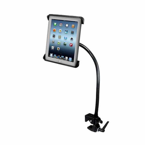 Hållare för iPad 2/3/4 på böjbar arm