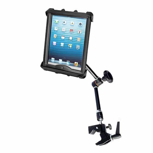 Hållare för iPad 2/3/4 i skydd på Magic Arm