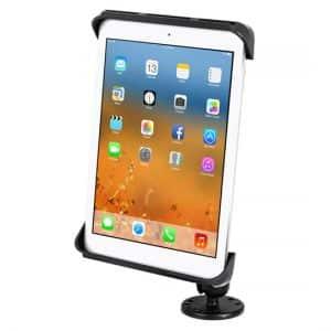 Hållare för iPad med skruvfäste