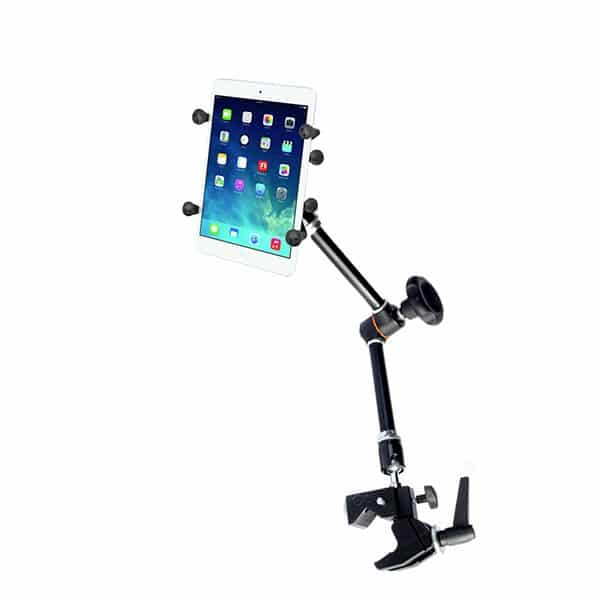 Hållare för iPad Mini med eller utan skydd på Magic arm