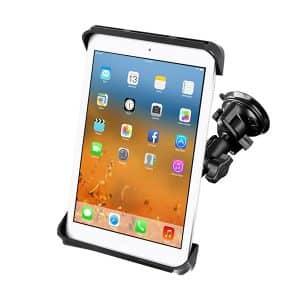 Hållare för iPad Air med sugkoppsfäste