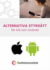 Alternativa styrsätt - produktbroschyr från Funktionsverket