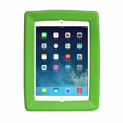Big Grips iPad Air, Air 2 och nya iPad (5:e gen. 2017) Grön