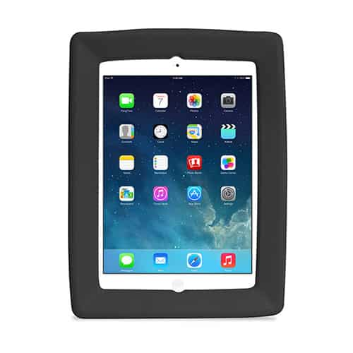 Big Grips iPad Air, Air 2 och nya iPad (5:e gen. 2017) Svart
