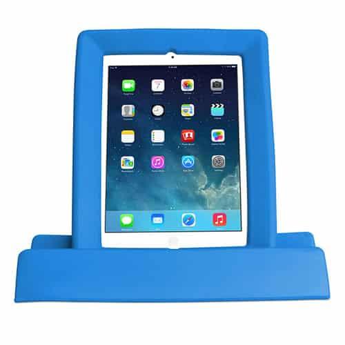 Big Grips paket iPad Air, Air 2 och nya iPad (5:e gen. 2017) blå