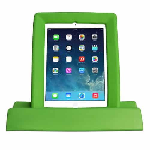 Big Grips paket iPad Air, Air 2 och nya iPad (5:e gen. 2017) grön