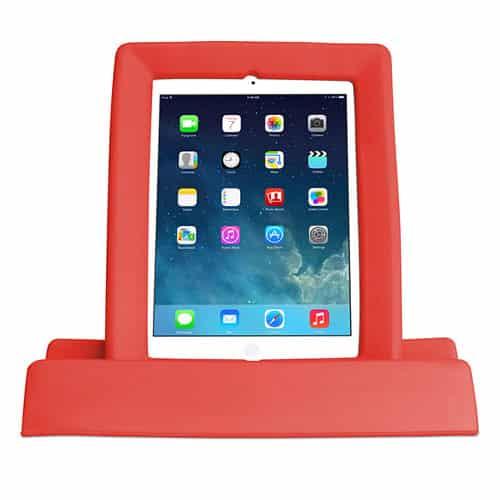 Big Grips paket iPad Air, Air 2 och nya iPad (5:e gen. 2017) röd