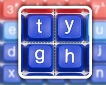 Clevy pedagogiskt tangentbord teckenplacering