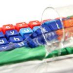 Clevy pedagogiskt tangentbord vätskeskydd
