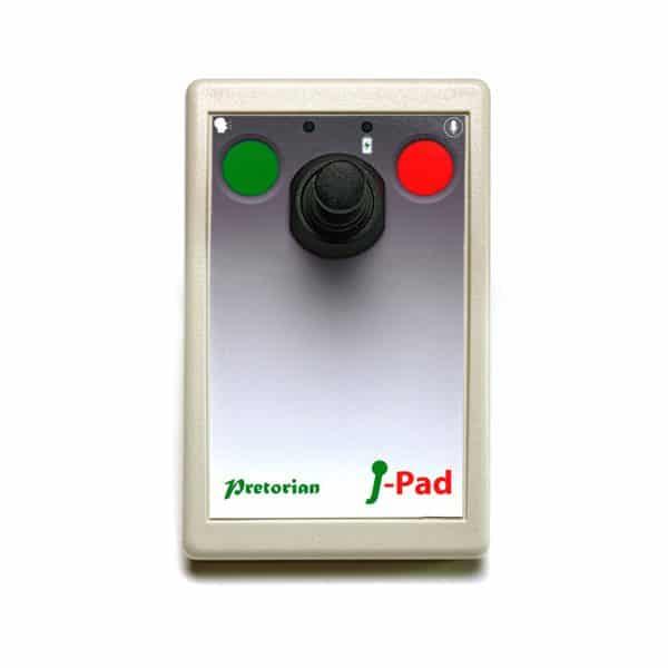 J-Pad joystick för iPad