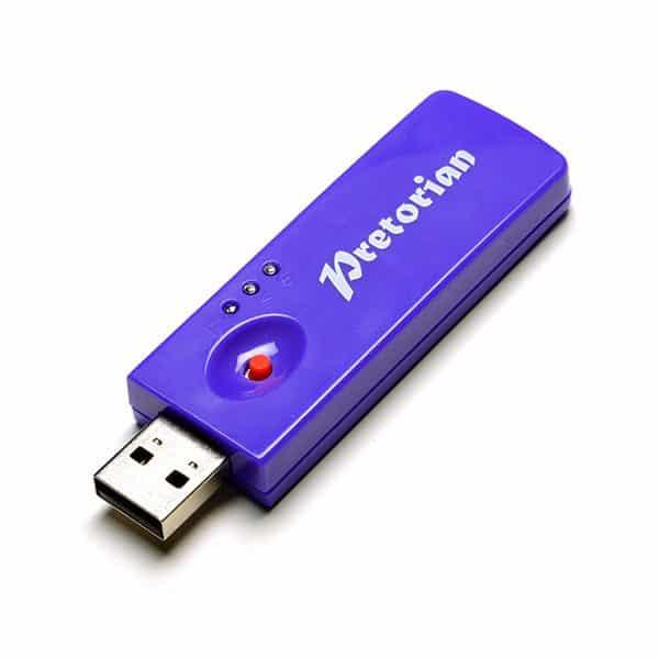 Receive2 trådlös kontaktlåda för PC, Chromebook och Mac
