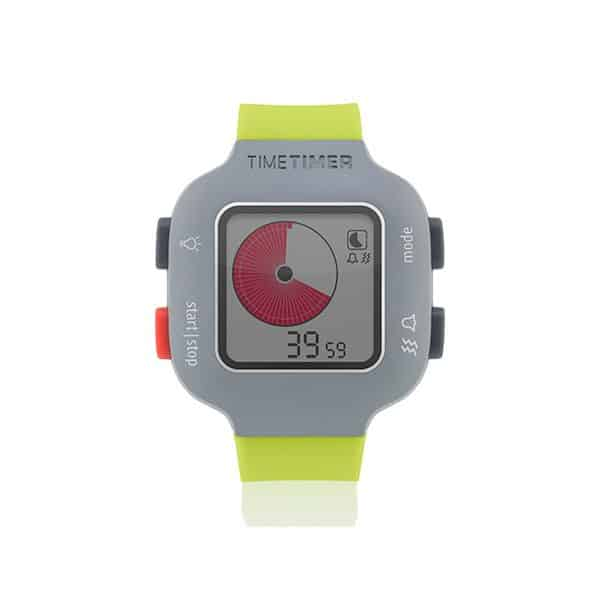 Time Timer Watch Plus lime box
