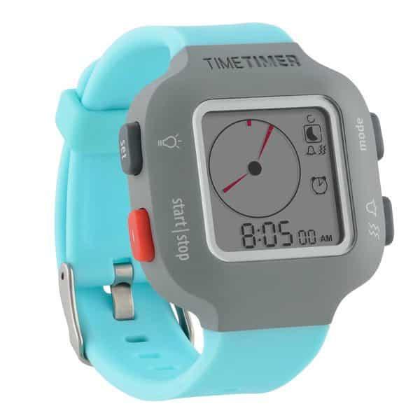 Time Timer Watch Plus turkos