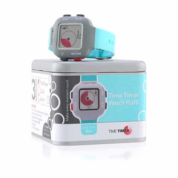 Time Timer Watch Plus turkos box