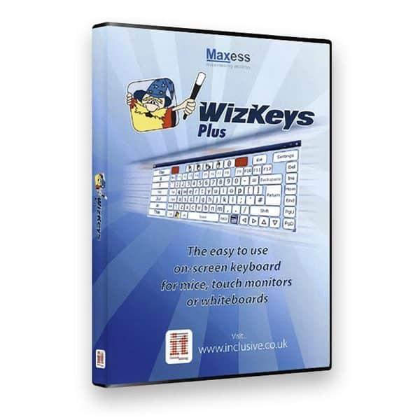 WizKeys skärmtangentbord för Windows