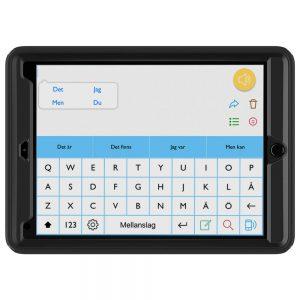 PredictablePlattan 10 Otterbox samtalsapparat för personer med talsvårigheter som personer med ALS, cerebral pares, etc.