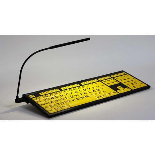 LogicKeyboard Nero PC