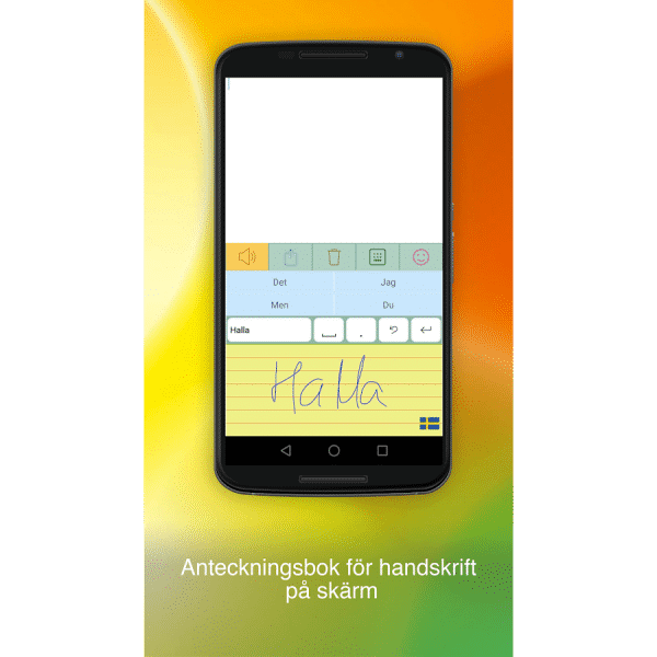 Predictable Svensk Android