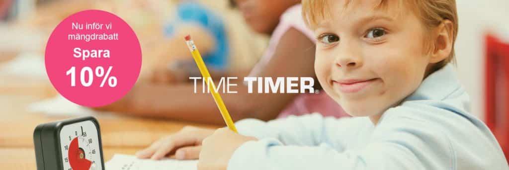 Time Timer rabatt