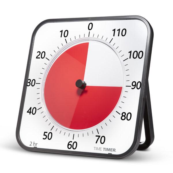 Time Timer MAX med urtavla 2 timmar