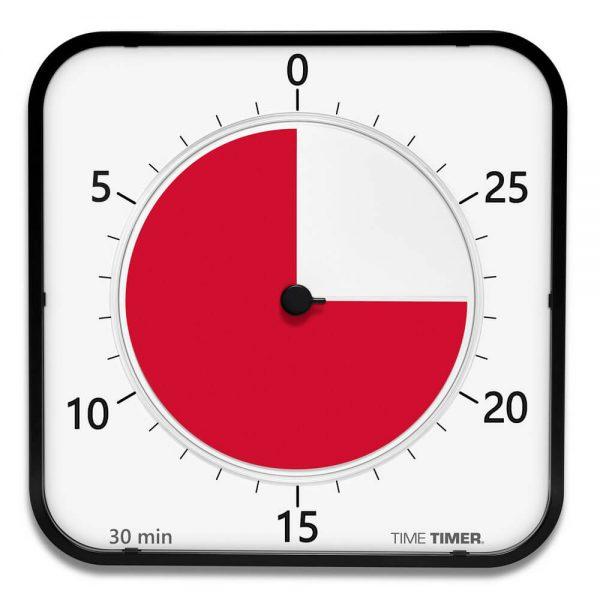 Time Timer MAX tidshjälpmedel för klassrum