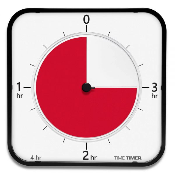 Time Timer MAX 4 timmar