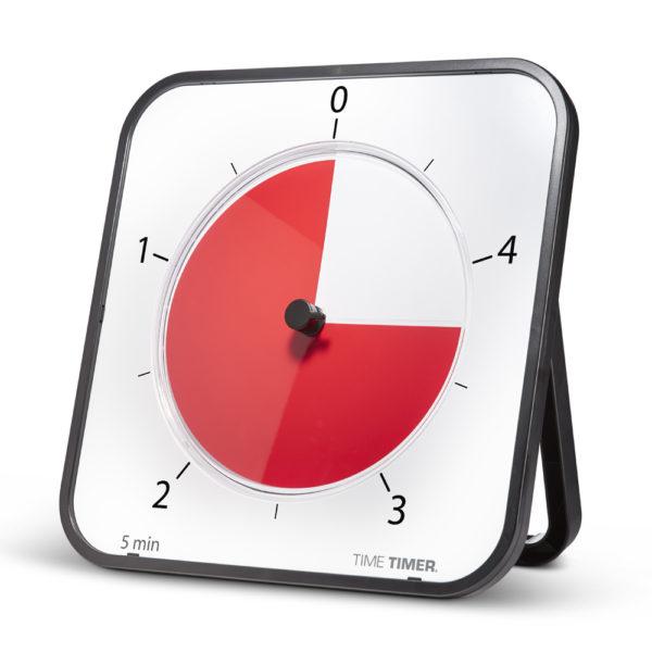 Time Timer MAX med urtavla 5 minuter.