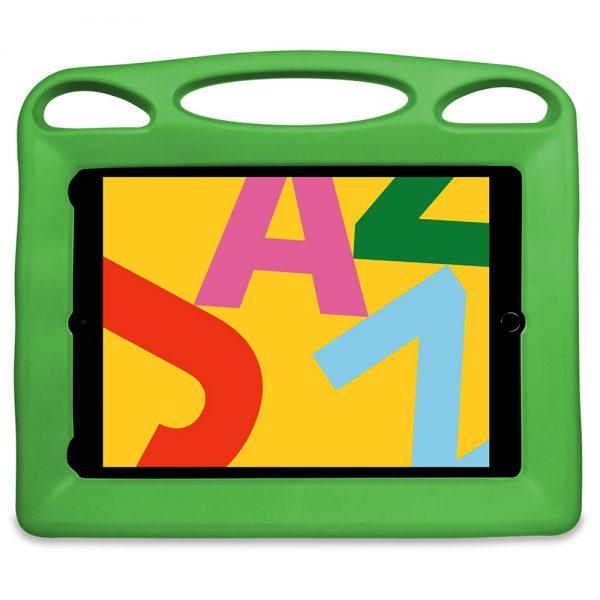"""Big Grips Lift för iPad 7:e gen 10,2"""" grön"""