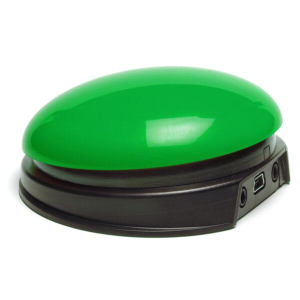 Grön kontakt för kontaktstyrning av iPad och iPhone